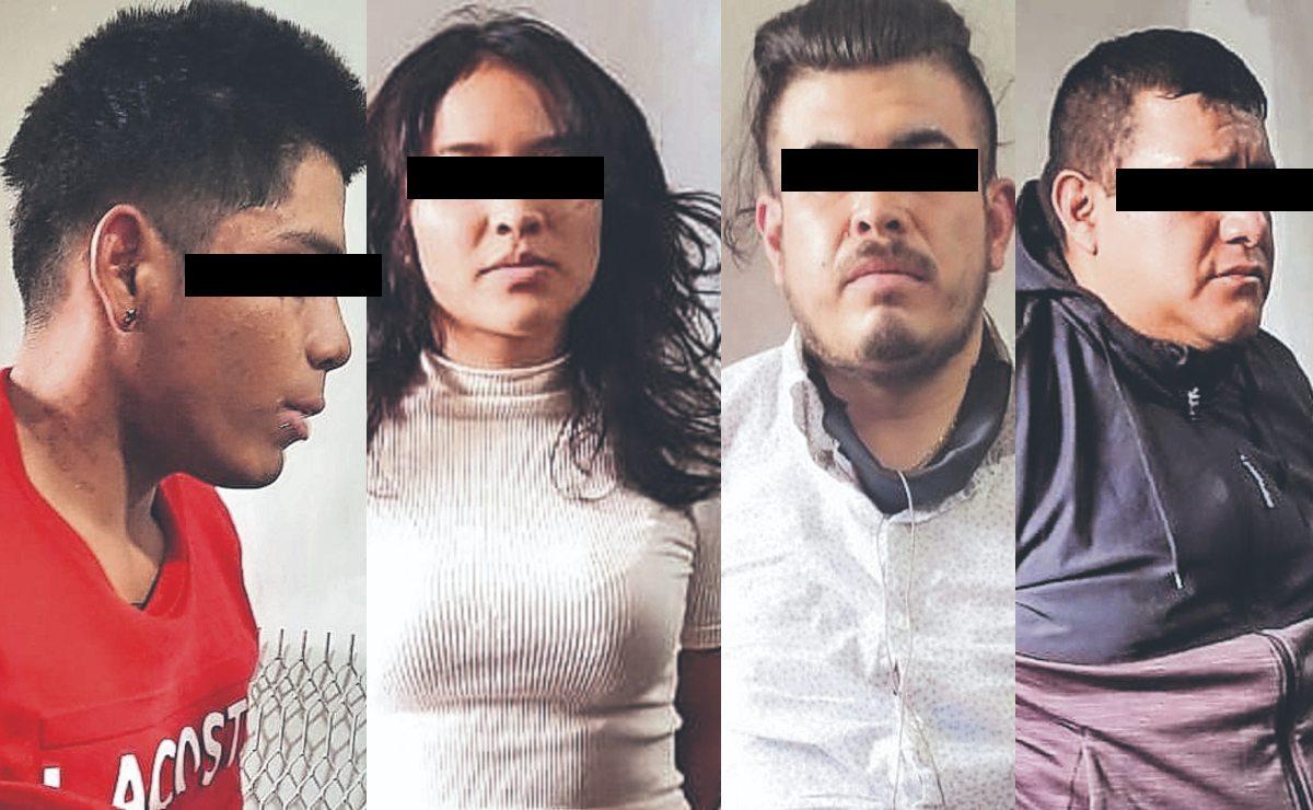 Atoran a cuatro asaltantes de la Ciudad de México tras atacar negocio en Cuernavaca