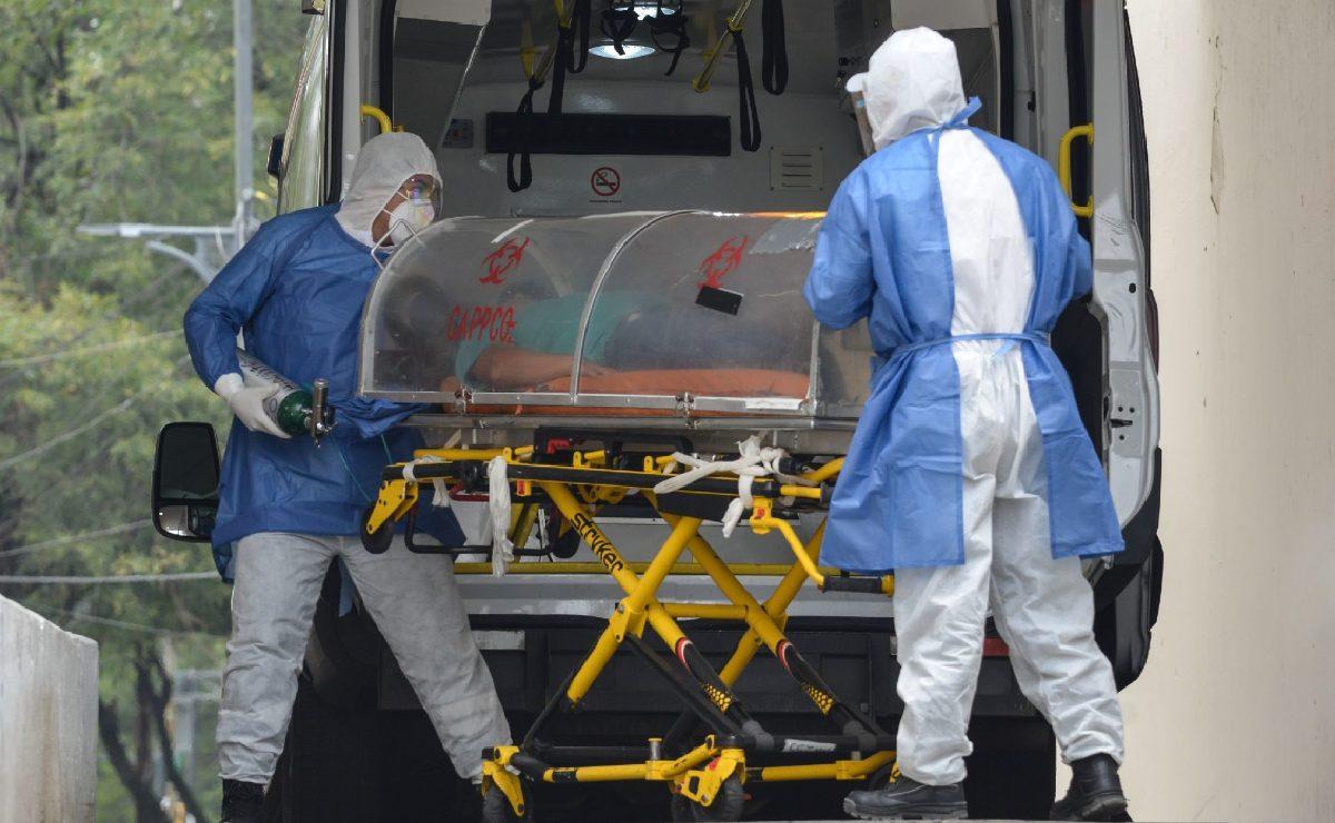 Muertes en México por Covid en 2020 fueron 35 % más que las cifras del Gobierno: Inegi