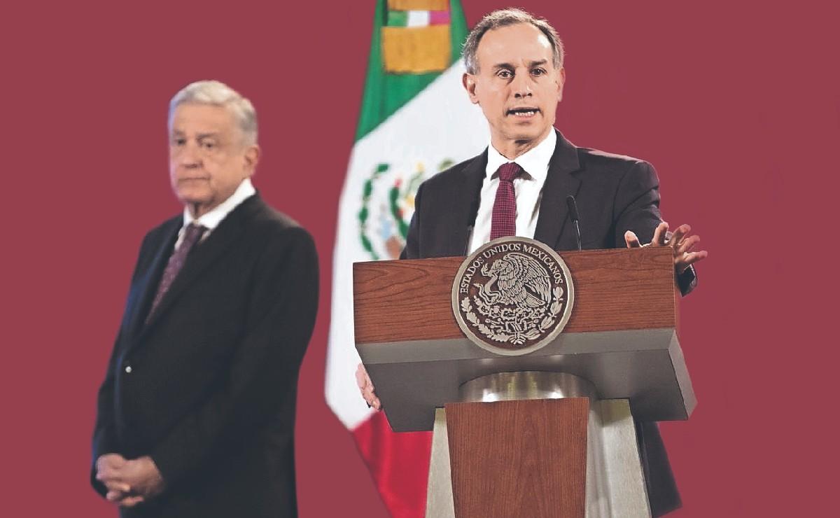 """""""Me tienes cansado"""", la secreta junta donde AMLO estalló contra Hugo López-Gatell"""