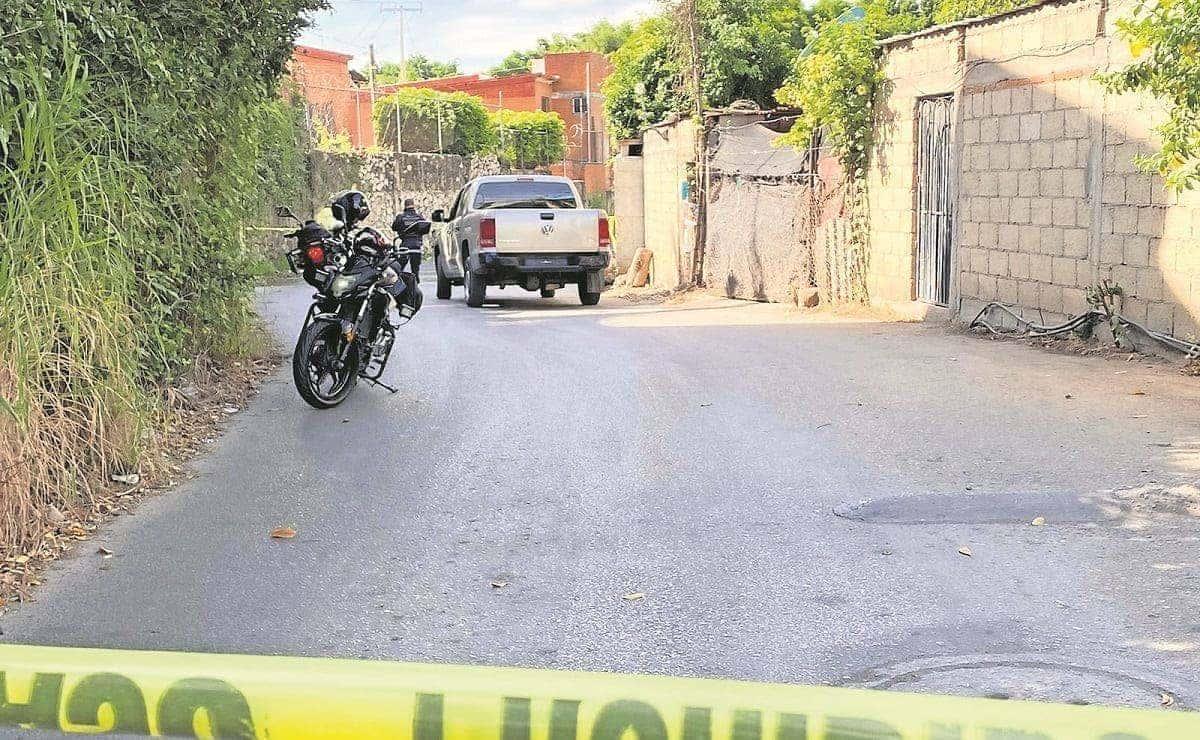 Ejecutan a un hombre con dos disparos en la cabeza, en Morelos