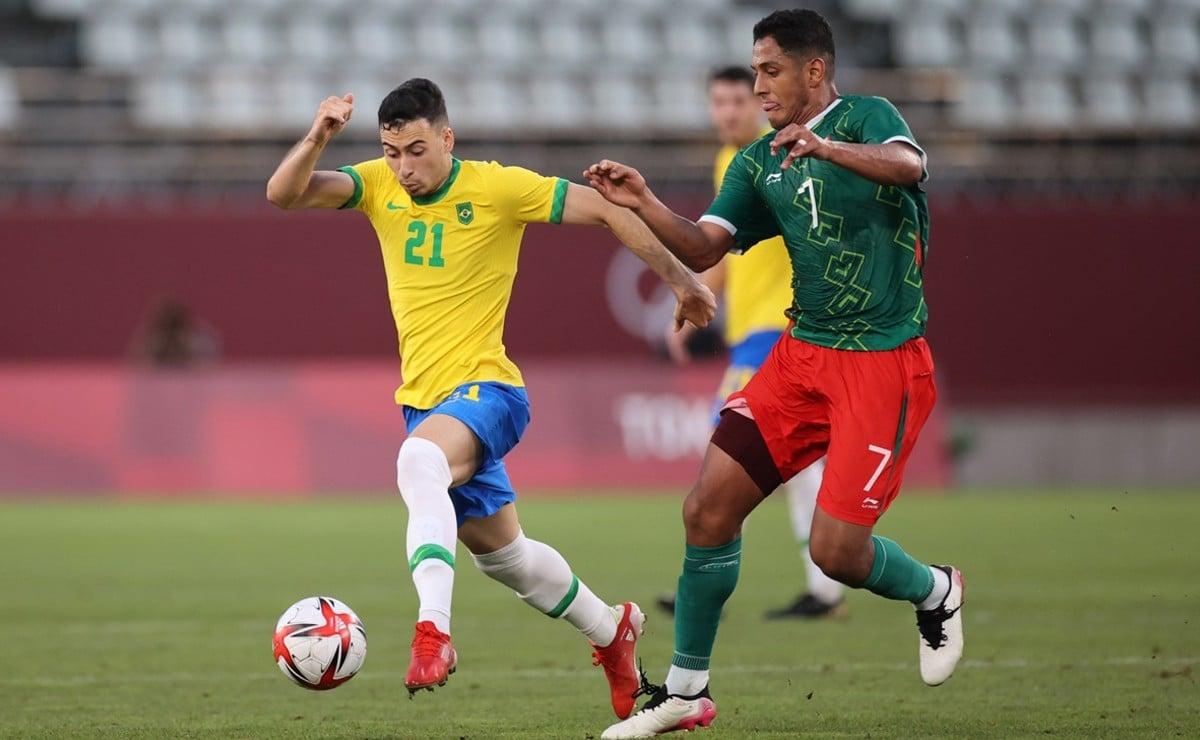 Brasil derrota a México en penaltis, el Tricolor va por el bronce en Tokio 2020