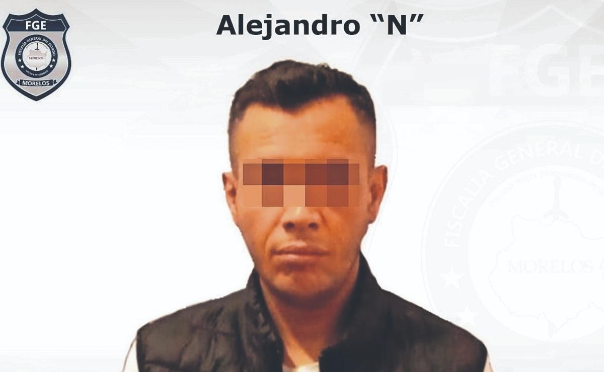 Cae homicida y secuestrador de la CDMX en Morelos, lo buscaban desde hace 11 años