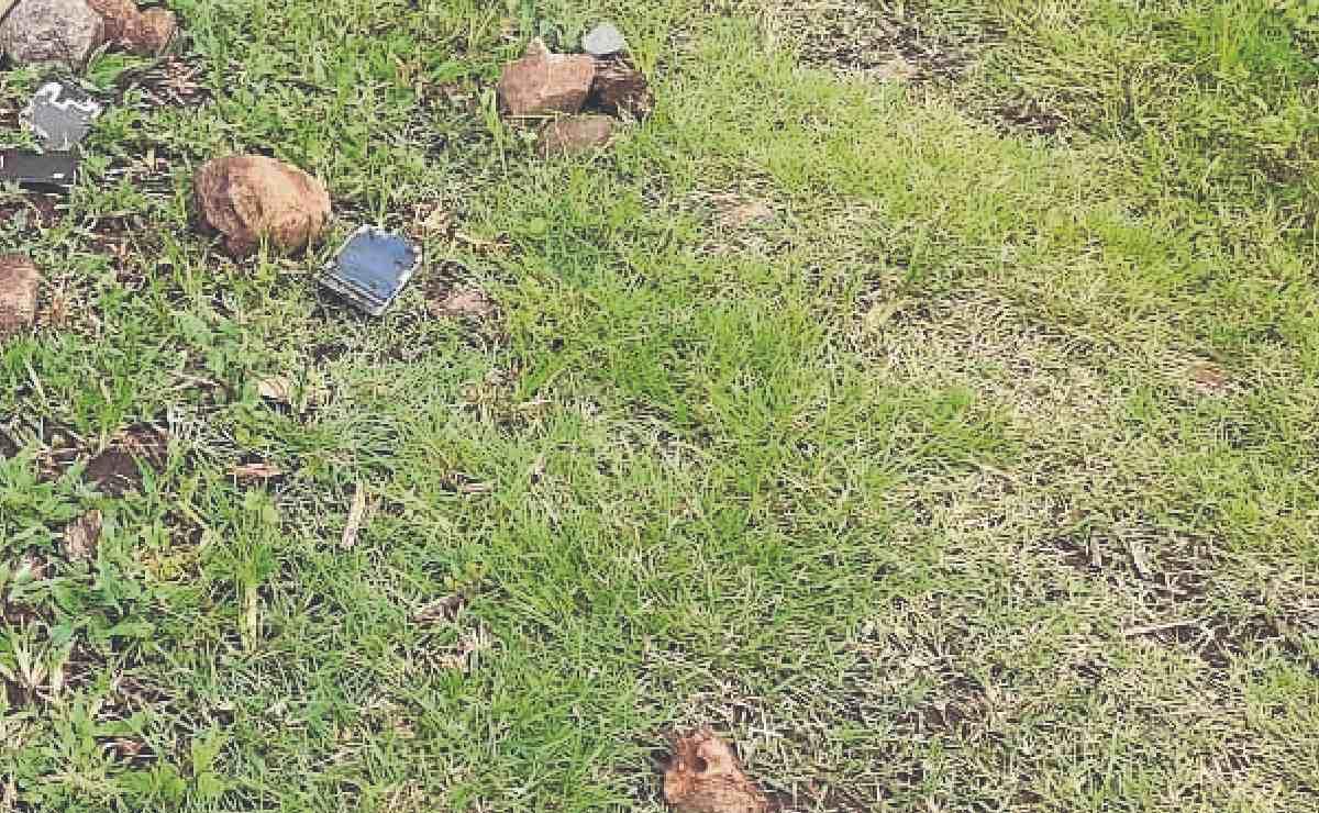 Dejan cadáver cerca de unos cultivos de cacahuate en Morelos, lo mataron a rocazos