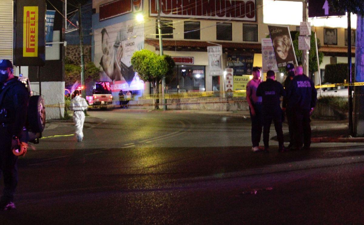 """Matan a """"El Bandam"""" en Morelos, líder criminal de Guerreros Unidos y sospechan de """"El Señorón"""""""