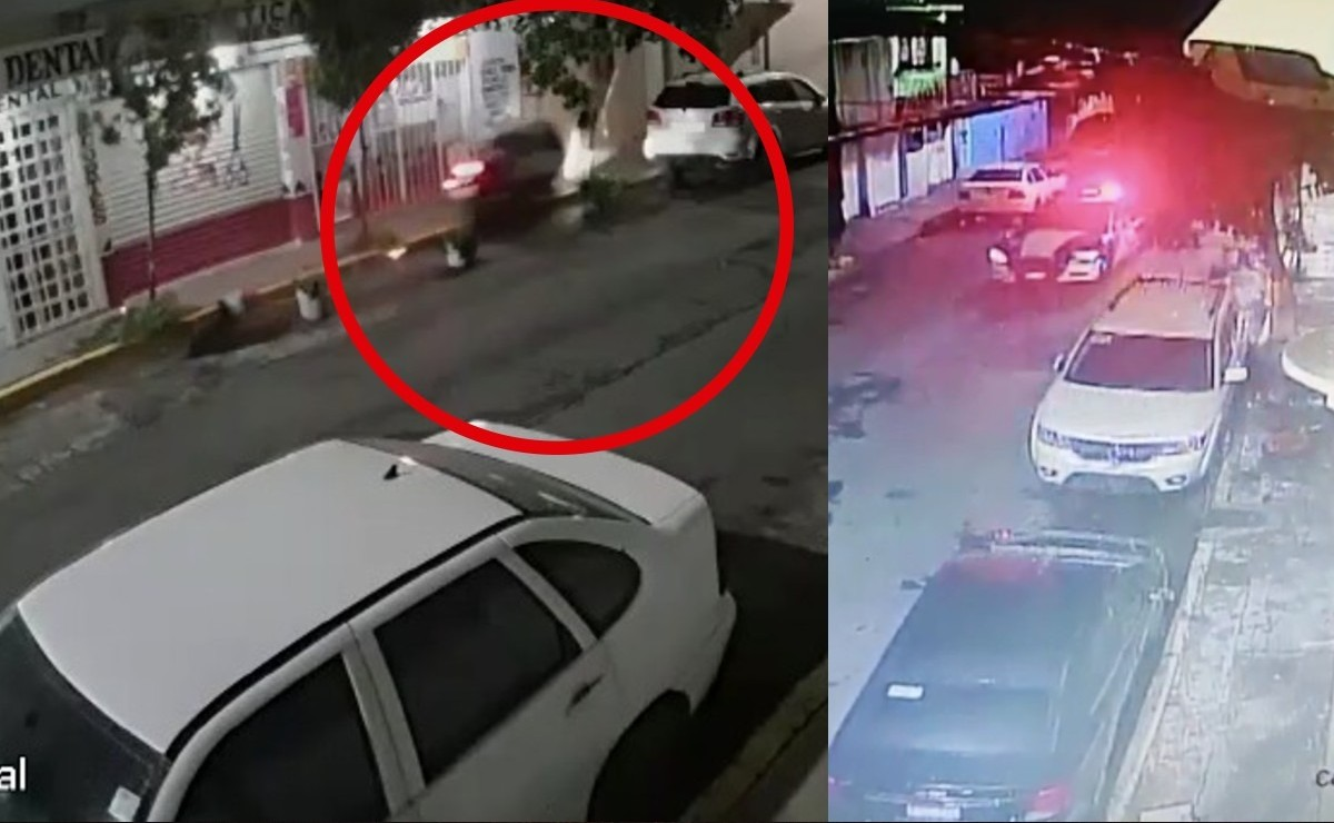 Policías aseguran que no vieron choque de tres jóvenes en moto en Iztapalapa, así quedaron
