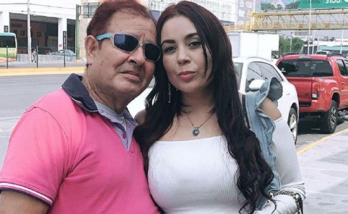 Novia de Sammy Pérez llora destrozada y reclama a Eugenio Derbez; revela que tiene 2 hijos