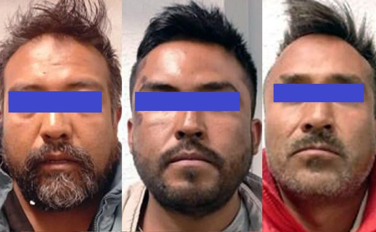 Detienen a hermanos que asesinaron a un hombre en el Edomex, ya están en el penal