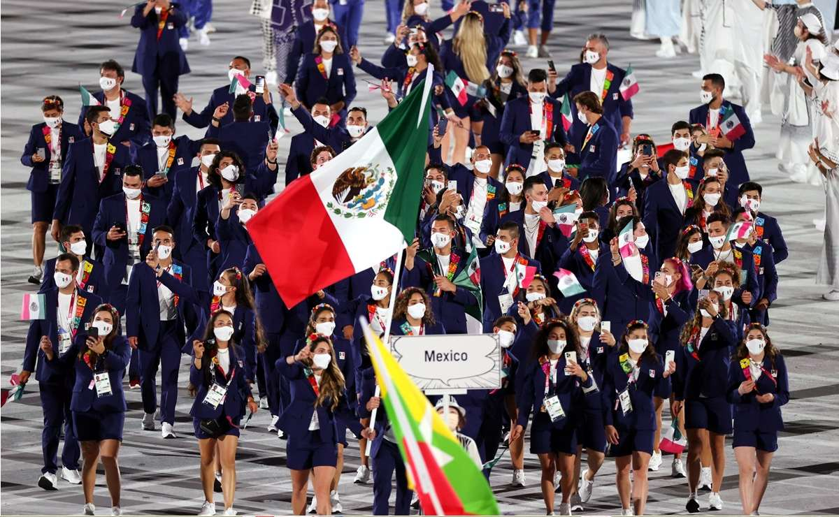 """México, la delegación del """"ya merito"""" en los Juegos Olímpicos Tokio 2020"""