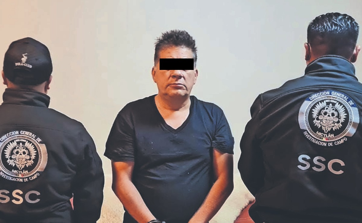 """Atoran al """"Aja"""" en CDMX, líder del Cártel que quiere ocupar el lugar de """"La Unión Tepito"""""""