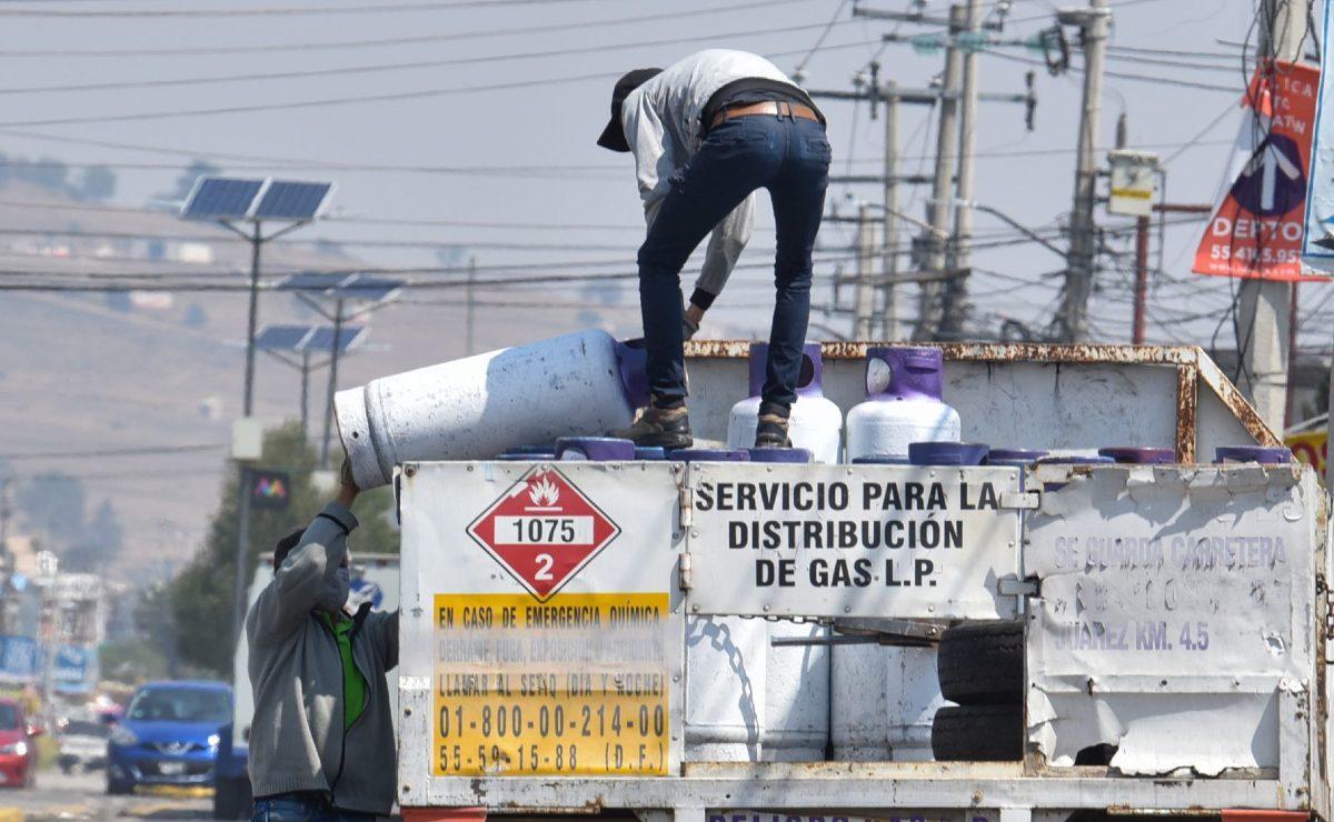 Gaseros reanudan el suministro, buscan diálogo con el gobierno federal