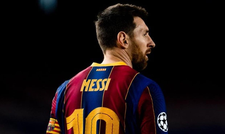 Lionel Messi no continuará en el Barcelona
