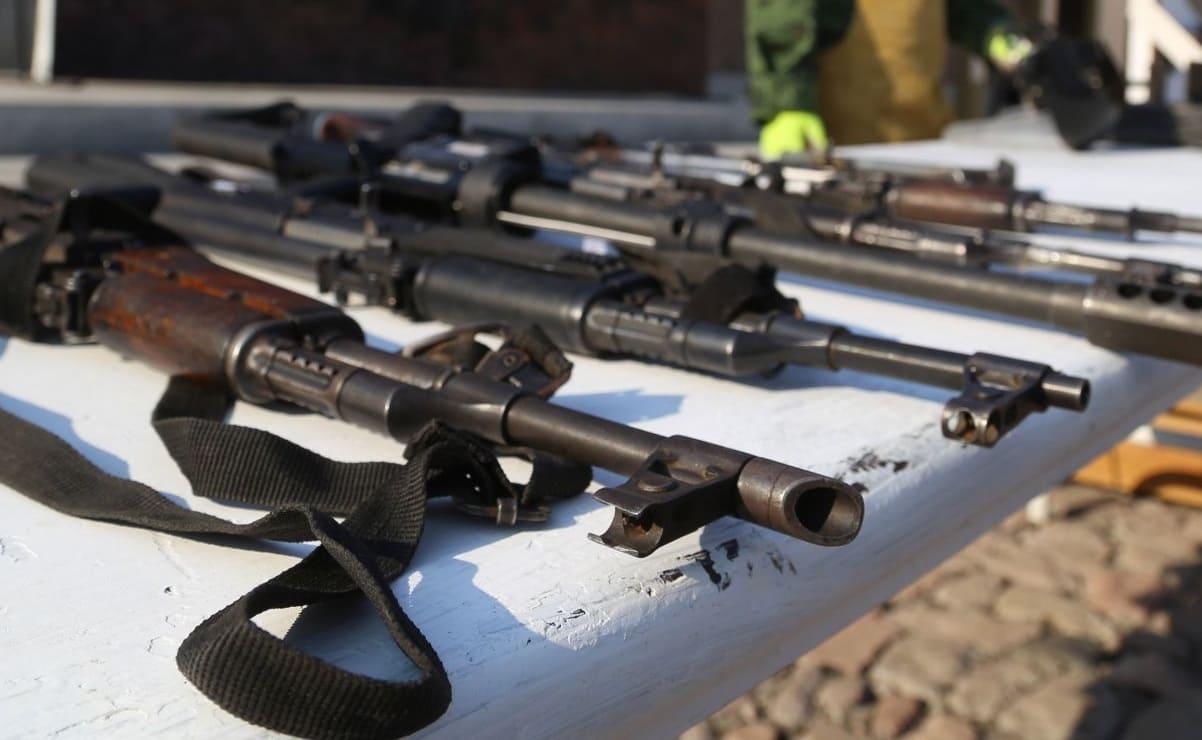 México demanda a 11 empresas en EU, las acusa de facilitar el tráfico ilegal de armas