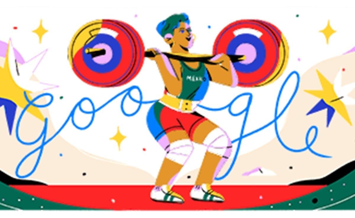 Google le rinde homenaje a Soraya Jiménez, le dedica el doodle