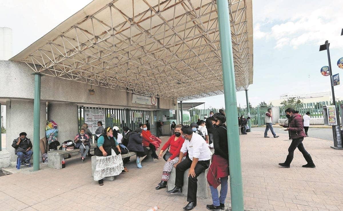 Incrementa número de ingresos en hospitales Covid en Edomex, hay 14 hospitales saturados