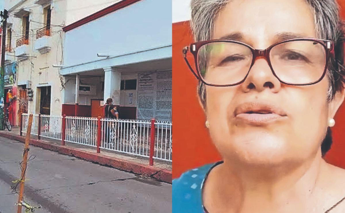 Secretaria implora a edil de Cuautla que le devuelva empleo, pues tiene una hija con cáncer