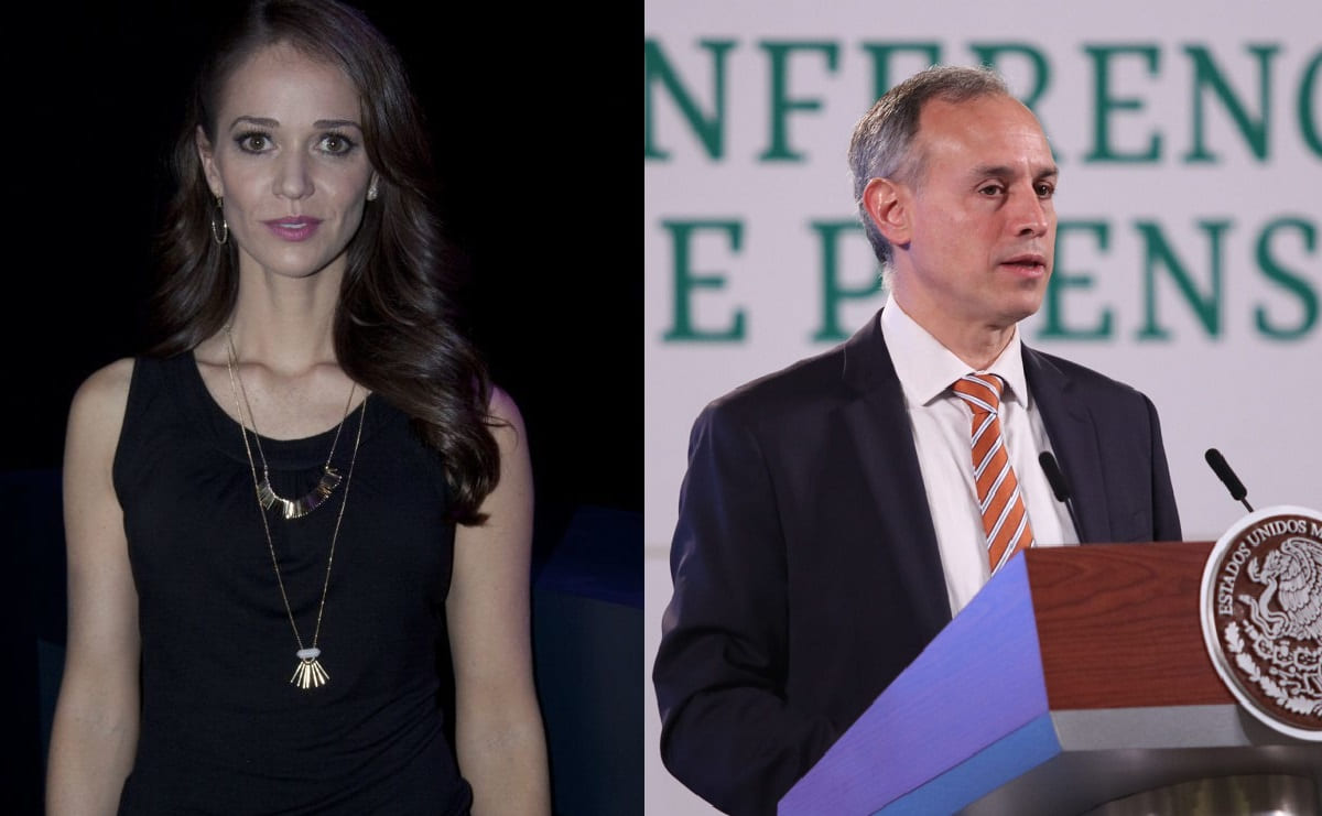 Laisha Wilkins se lanza contra Hugo López-Gatell en Twitter, tras escribir polémico mensaje