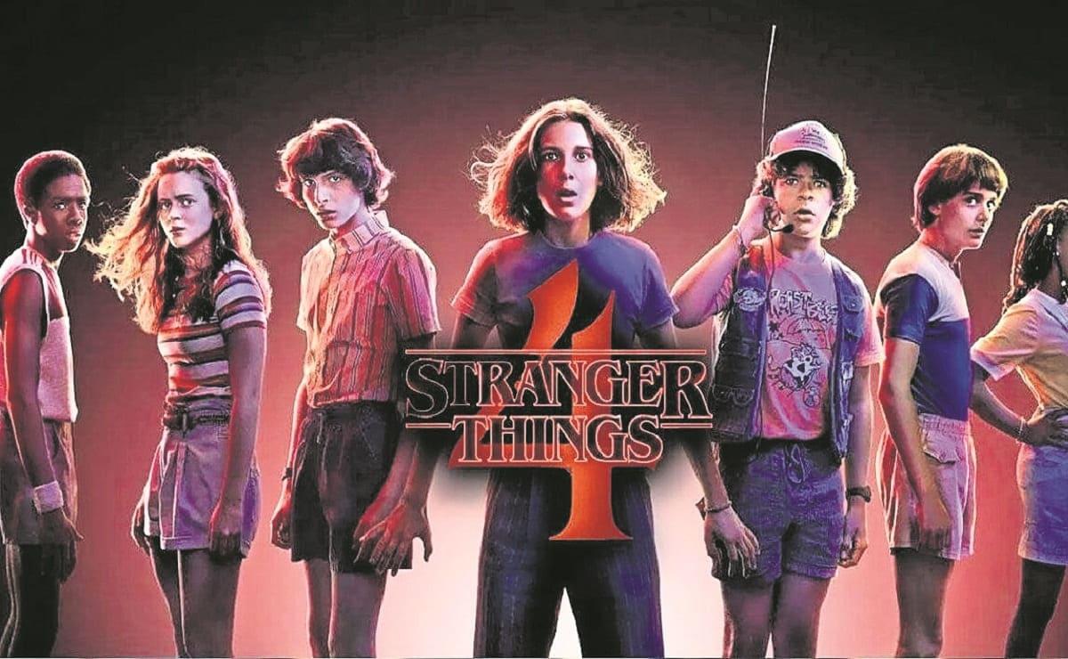 Temporada 4 de Stranger Things ya tiene fecha de lanzamiento y esto es lo que se sabe
