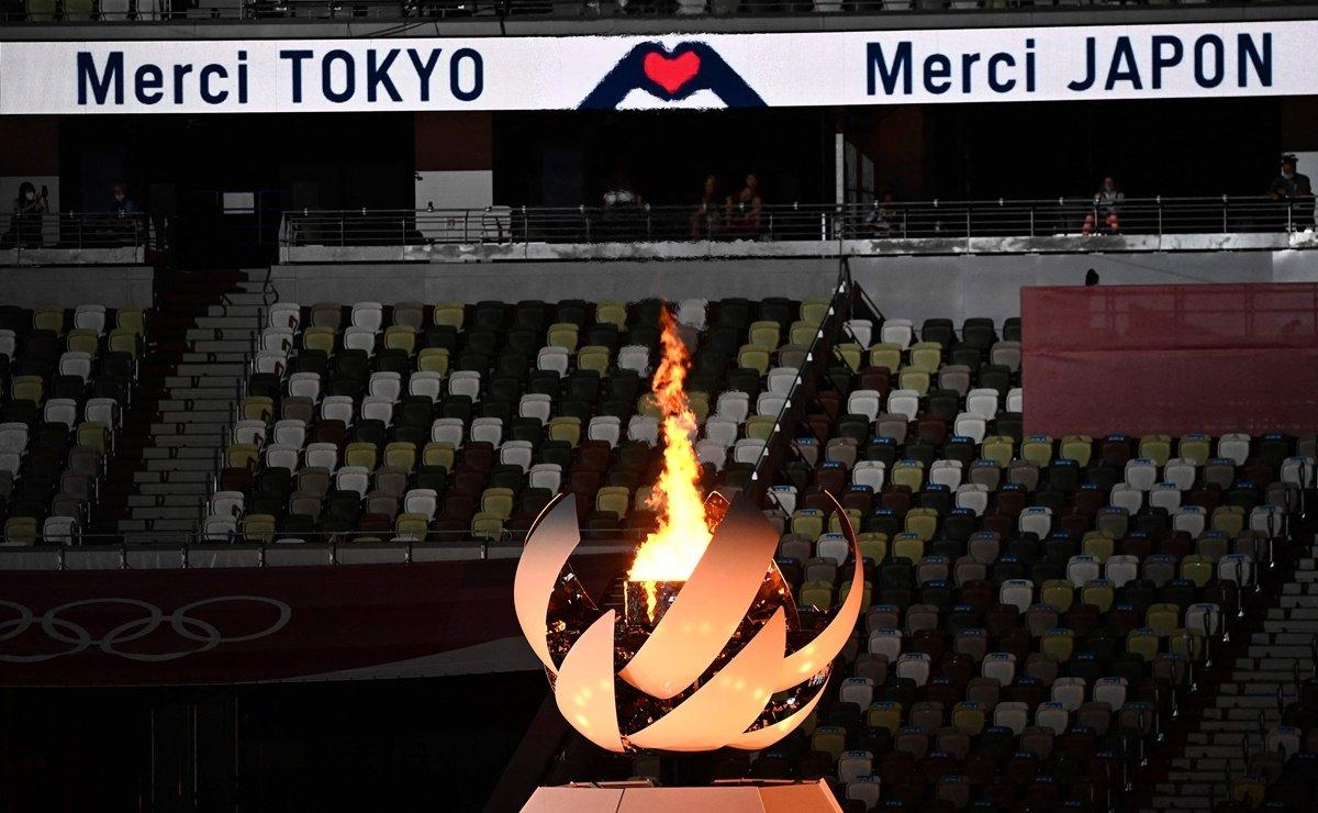 Tokio 2020 llega a su fin, así fue la ceremonia de clausura de los Juegos Olímpicos