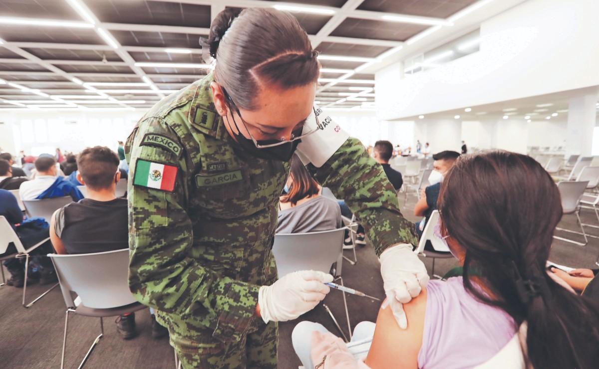 ¡Atención centennials de Tlalnepantla y Naucalpan! Ya les toca la vacuna anti Covid