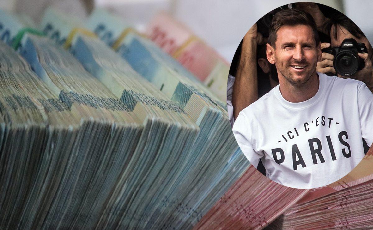¿Cuánto ganará Leo Messi en el PSG? Estos son los impactantes detalles de su contrato