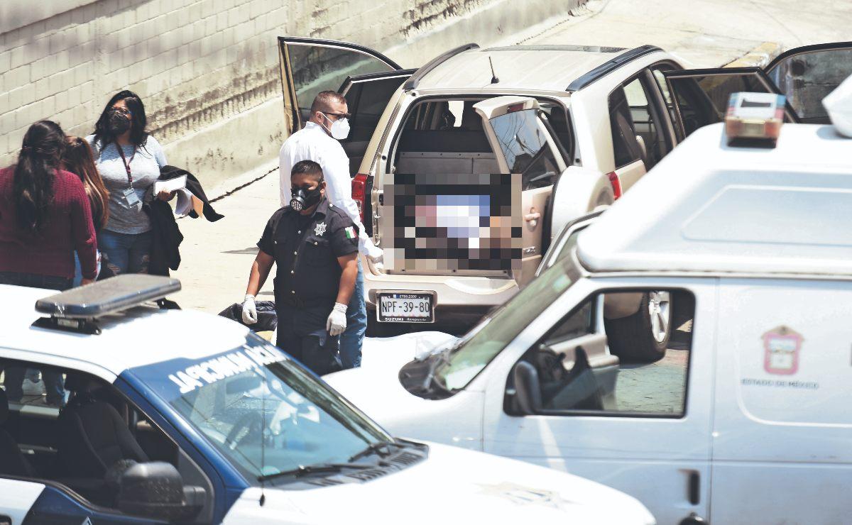 Encuentran muerto y descompuesto a empleado del IMSS en Nezahualcóyotl