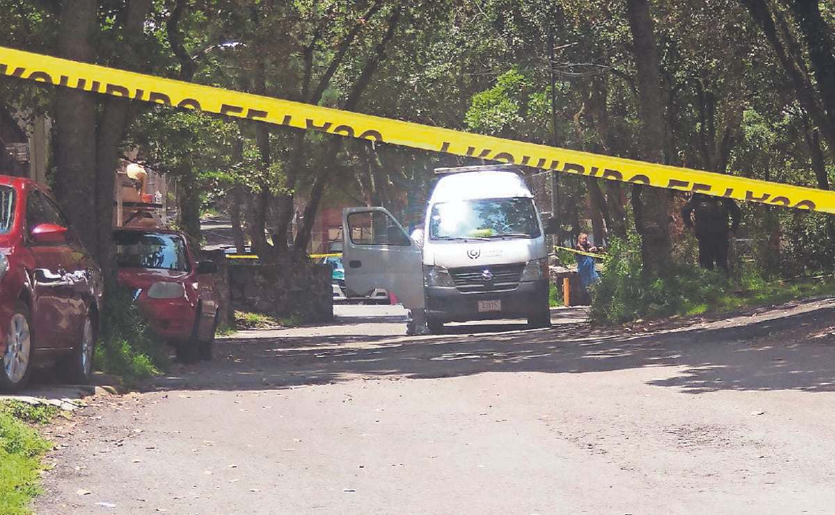 Matan con saña a una mujer en Tlalpan y abandonan cuerpo en jardinera