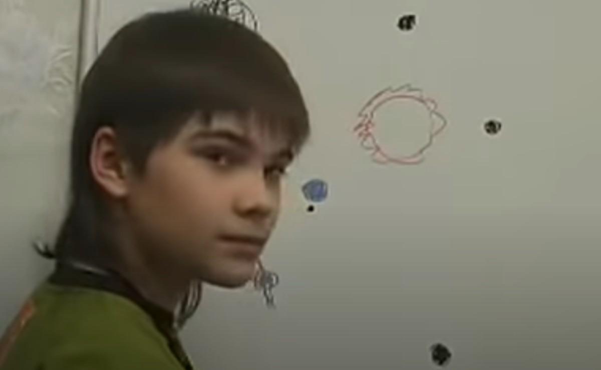 Niño genio ruso desaparece del mapa tras asegurar que vivió en Marte y revelar información