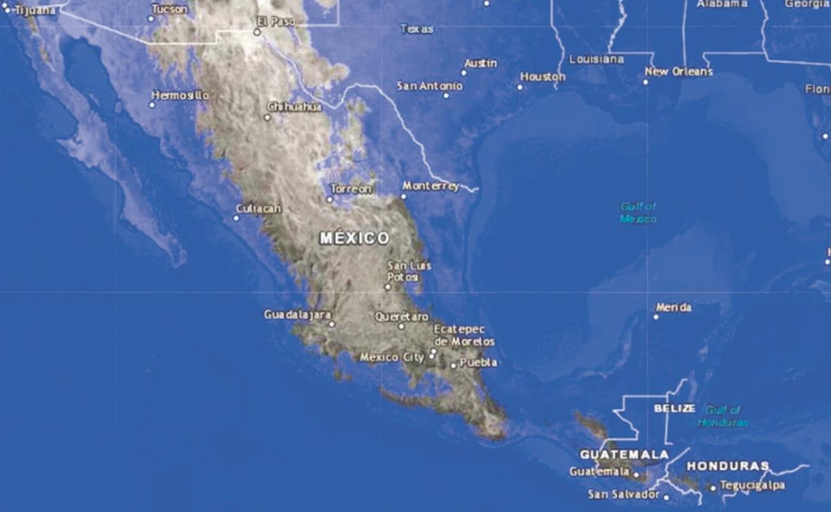 Cambio climático amenaza con 'tragarse' importantes playas en México