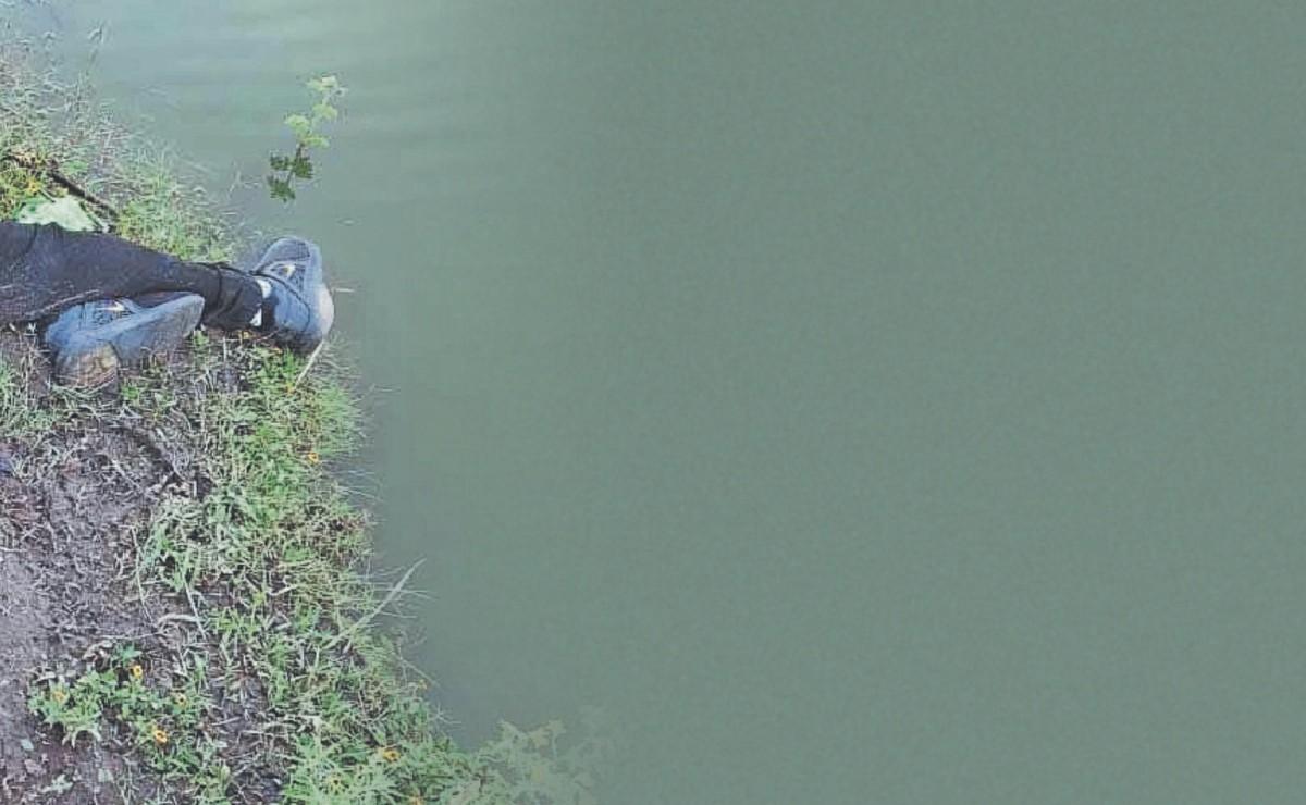 Asfixian con alambres a dos jóvenes y los avientan a una laguna en Edomex
