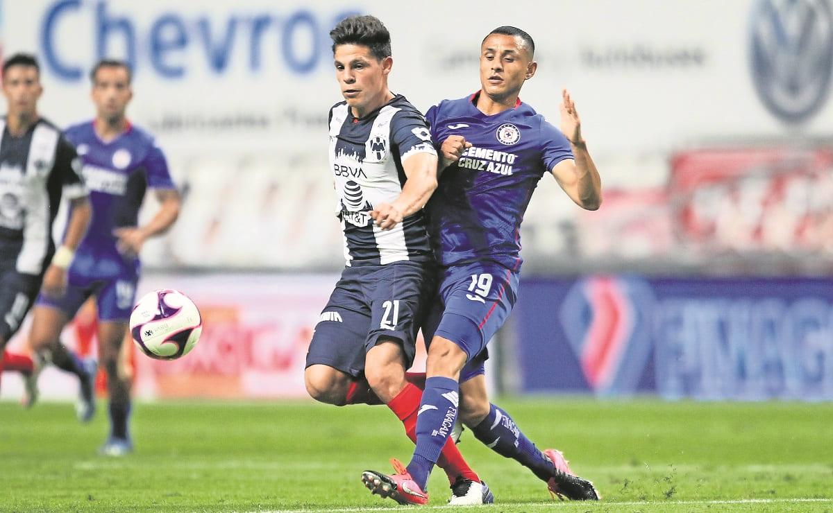 Cruz Azul visita al Monterrey en el inicio de las semifinales de la Concacaf