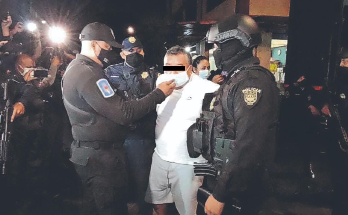 Líder del Cártel de Tláhuac ya había sido detenido en 2020, esta vez hasta su empleada cayó