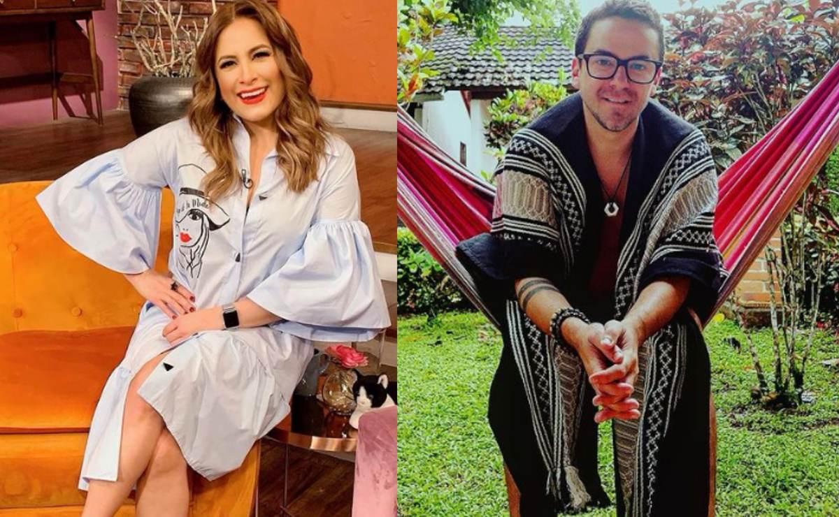 Linet Puente y Mauricio Mancera reviven rumores de noviazgo, con tierna foto en la playa