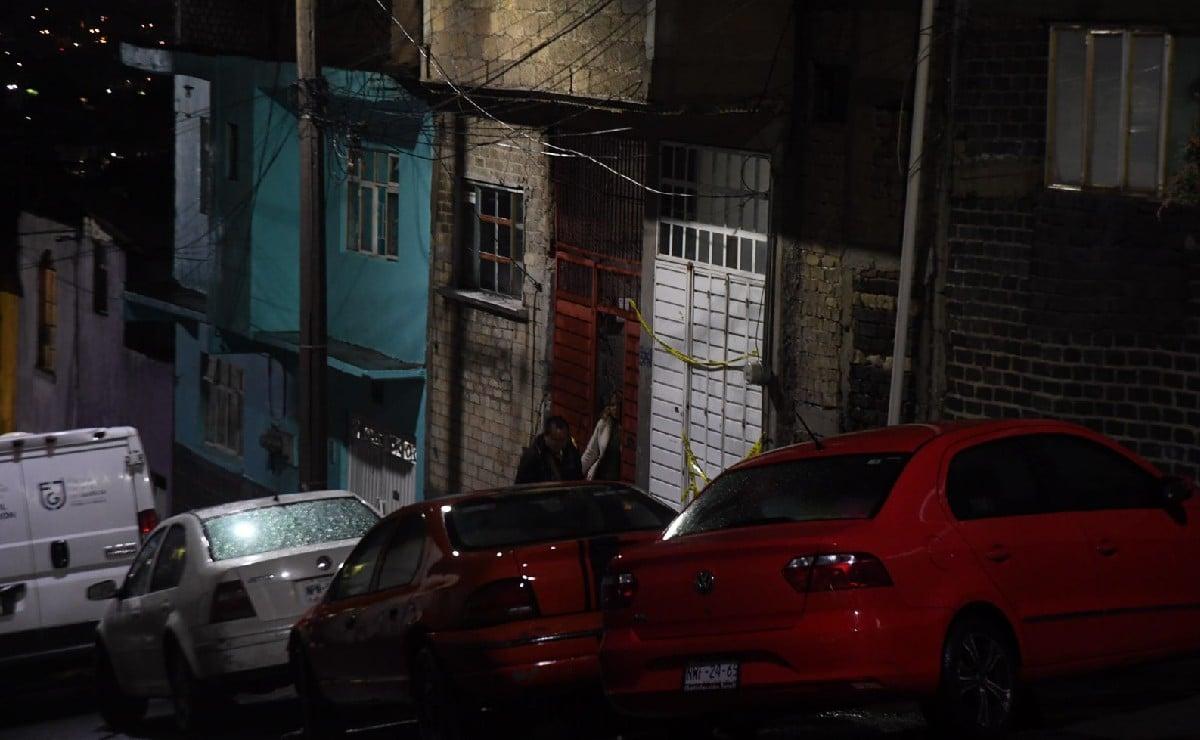 Policía del Edomex mata a su esposa al enterrarle cuchillo en la cara, en la Ciudad de México