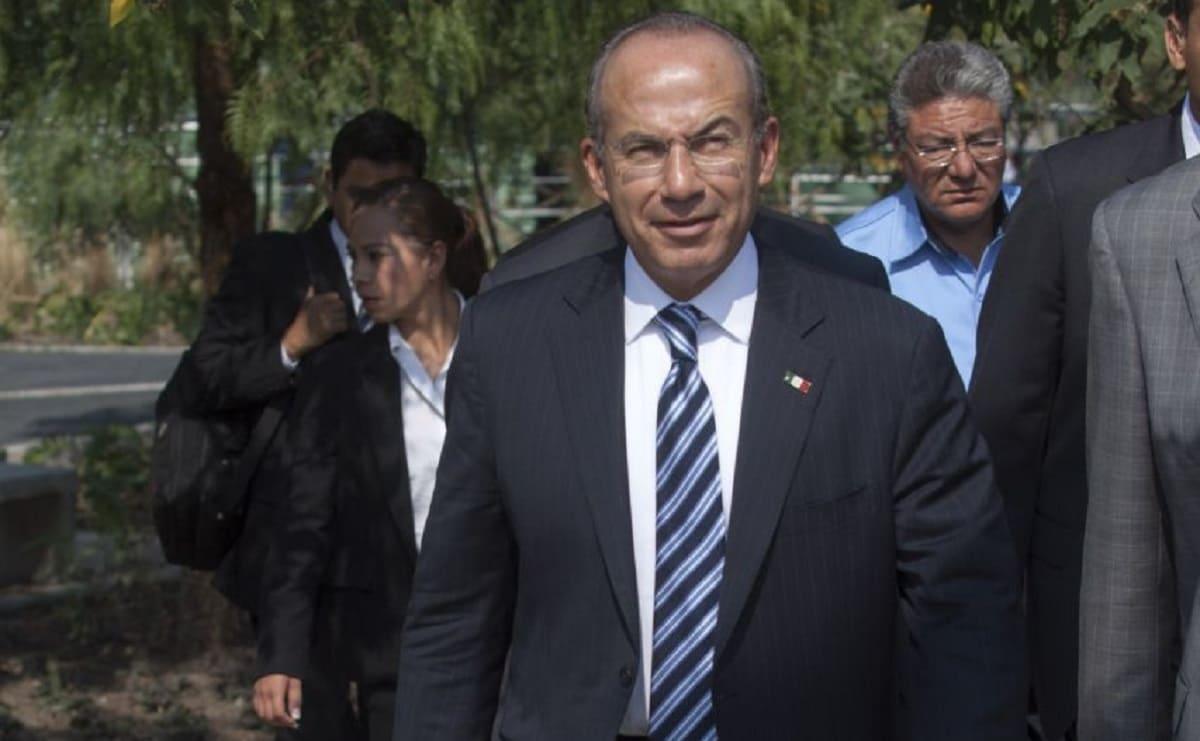 Felipe Calderón anuncia que su sobrino murió por Covid, tenía 28 años de edad