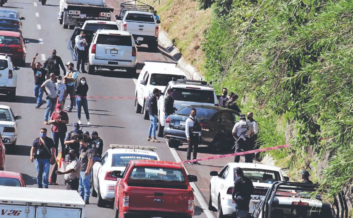 Jefe de escoltas que agredieron a jóvenes en Morelos presentan video para justificarse