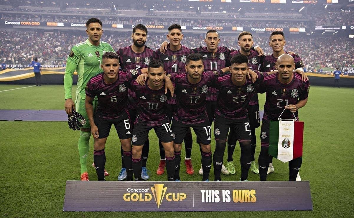 México vuelve al Top 10 del ranking de FIFA al ubicarse en noveno lugar