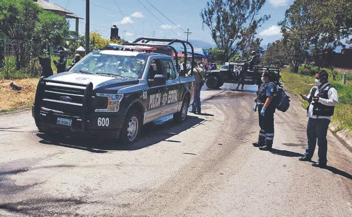 Mueren dos escoltas en atentado contra la presidenta municipal de Pilcaya, Guerrero