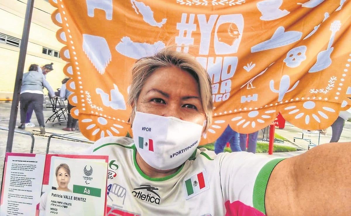 Patricia Valle ya está en Japón lista para competir en su séptimo y último ciclo deportivo