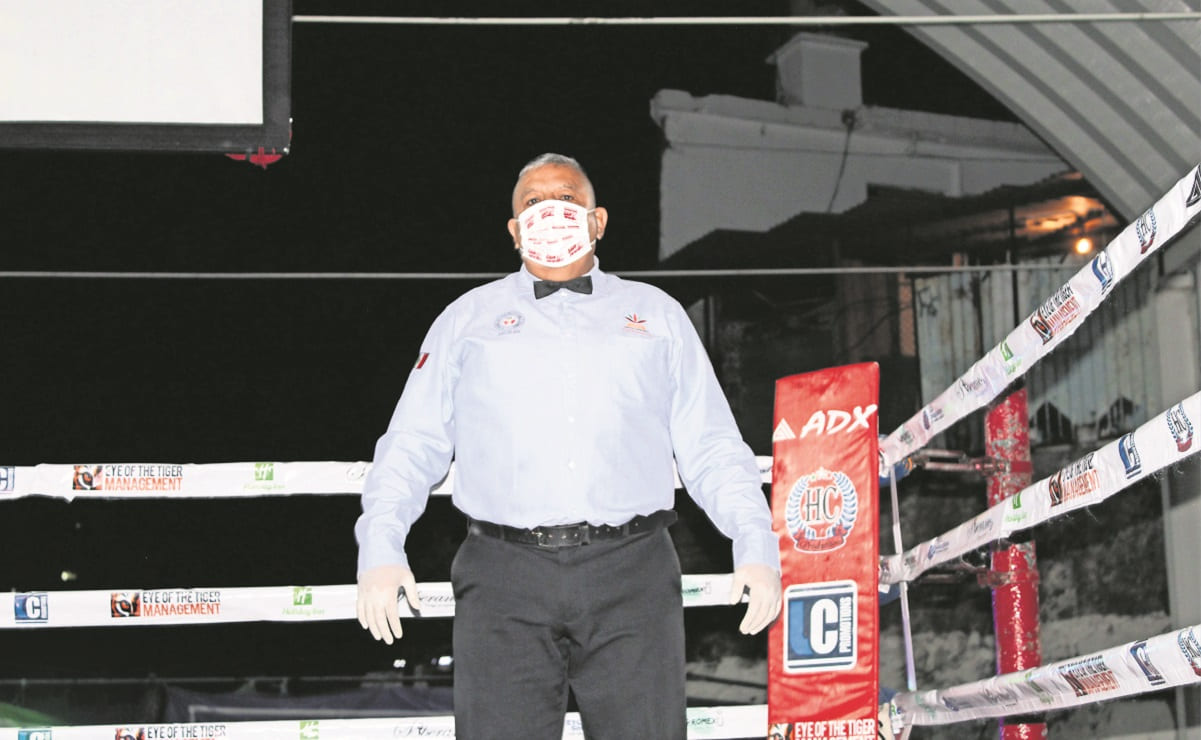 Fallece víctima de Covid Francisco García Zagal, fue árbitro de varias disciplinas en Morelos