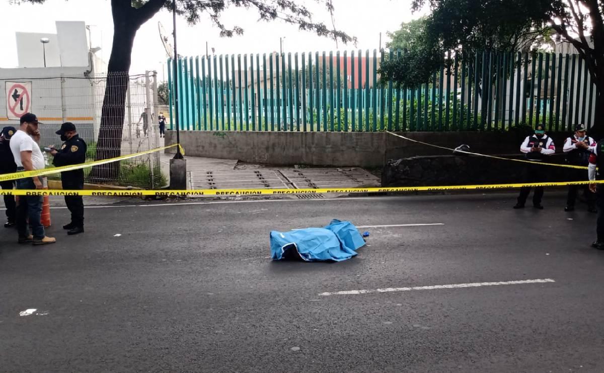 Muere en viernes 13 al ser atropellado cuando cruzaba la Calzada Ignacio Zaragoza en CDMX