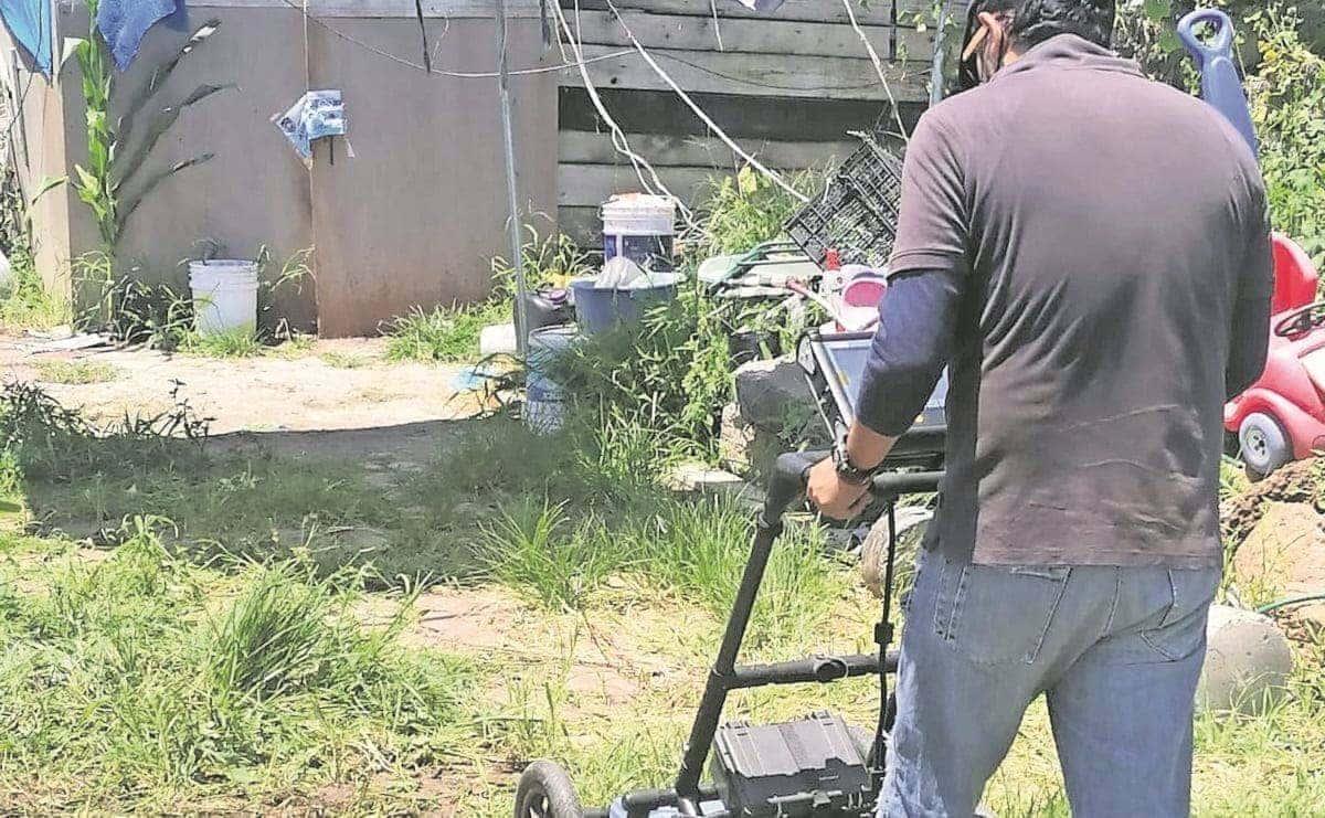 Catean casa para encontrar cuerpo de joven desaparecida en Morelos, se sigue sin indicios