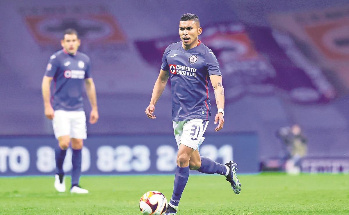 Celta de Vigo reconoce interés por Orbelín Pineda, quien ya termina contrato con Cruz Azul