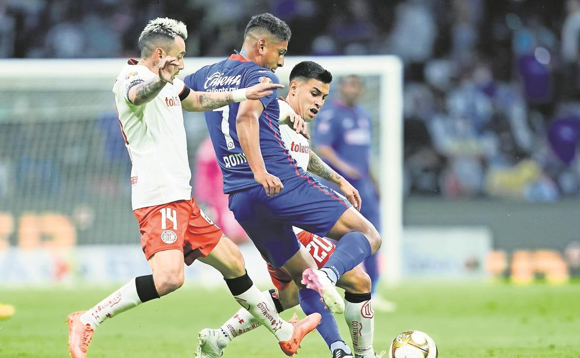 Checa donde ver el Cruz Azul vs Toluca, en el partido de la J4 del Apertura 2021