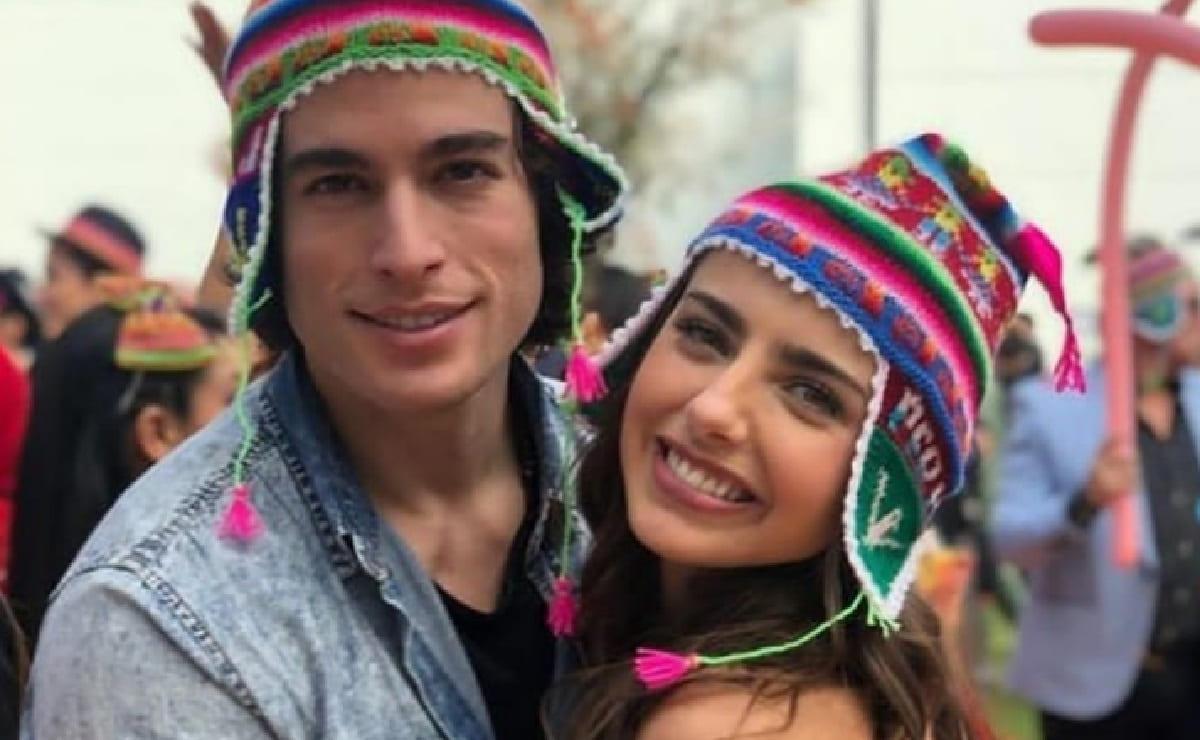 Danilo Carrera habría confirmado que regresó con Michelle Renaud, triunfó el amor