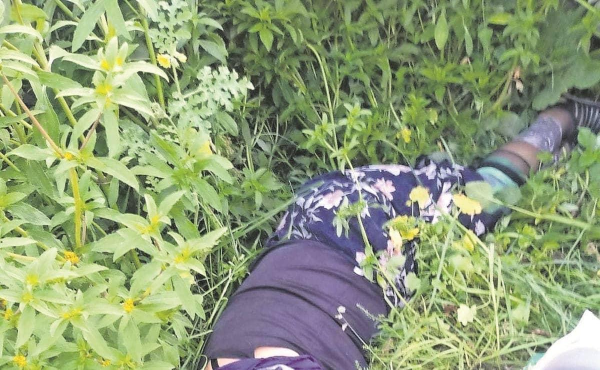 Hallan cuerpo de mujer sexagenaria atado de pies y manos, en el Estado de México
