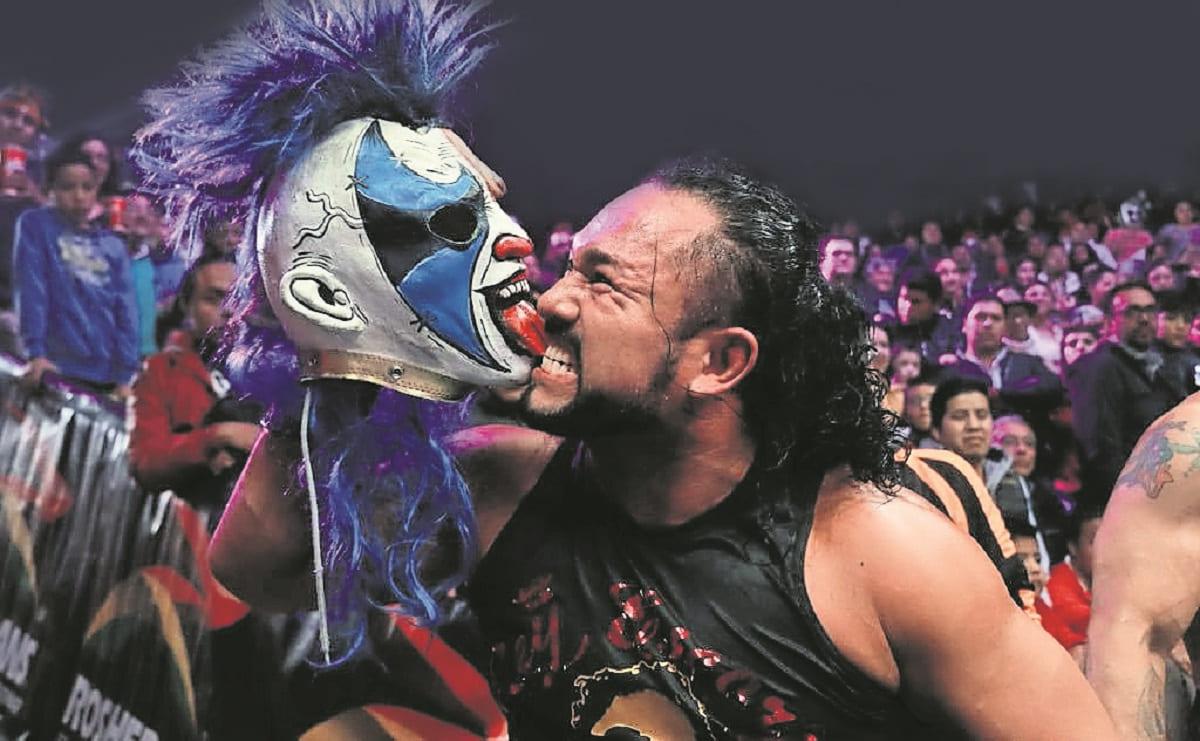 Rey Escorpión va por la máscara de Psycho Clown, quien llega con hambre de venganza