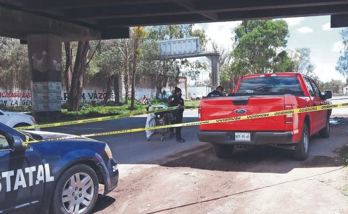 Emboscan a tripulantes de una camioneta y matan a balazos al copiloto, en Ecatepec