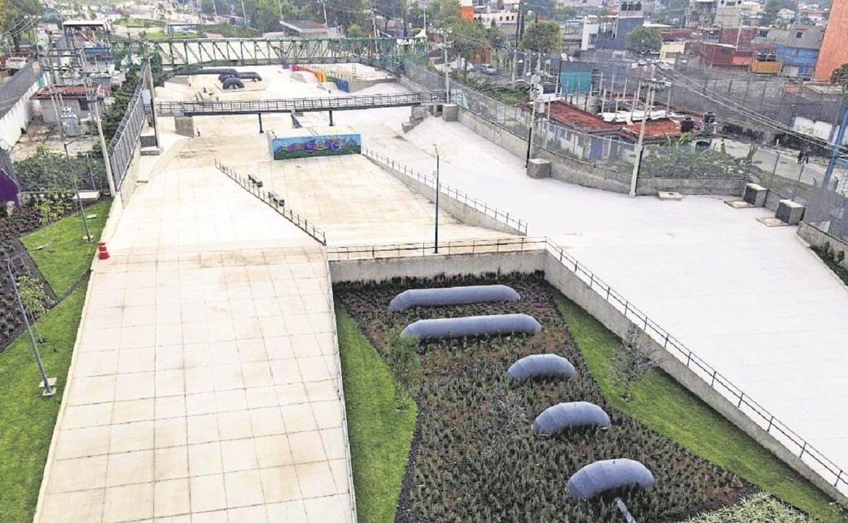 Gobierno de la CDMX inaugura segunda etapa de Parque Lineal Gran Canal
