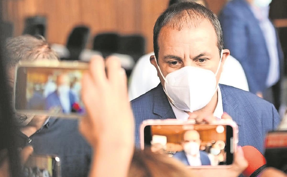 Gobernador de Morelos pedirá apoyo del Gobierno Federal para resolver conflicto de agua