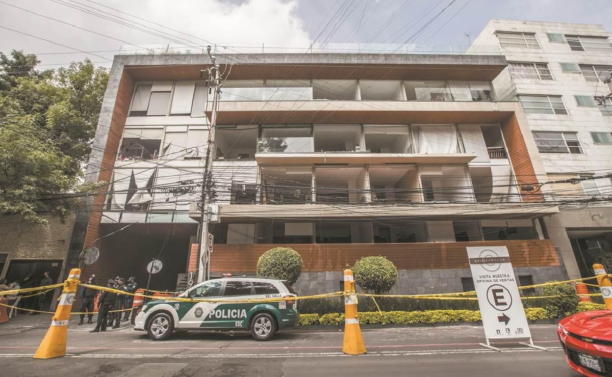Vecinos de edificio que explotó en la Benito Juárez viven una segunda pesadilla, esto nos dijeron